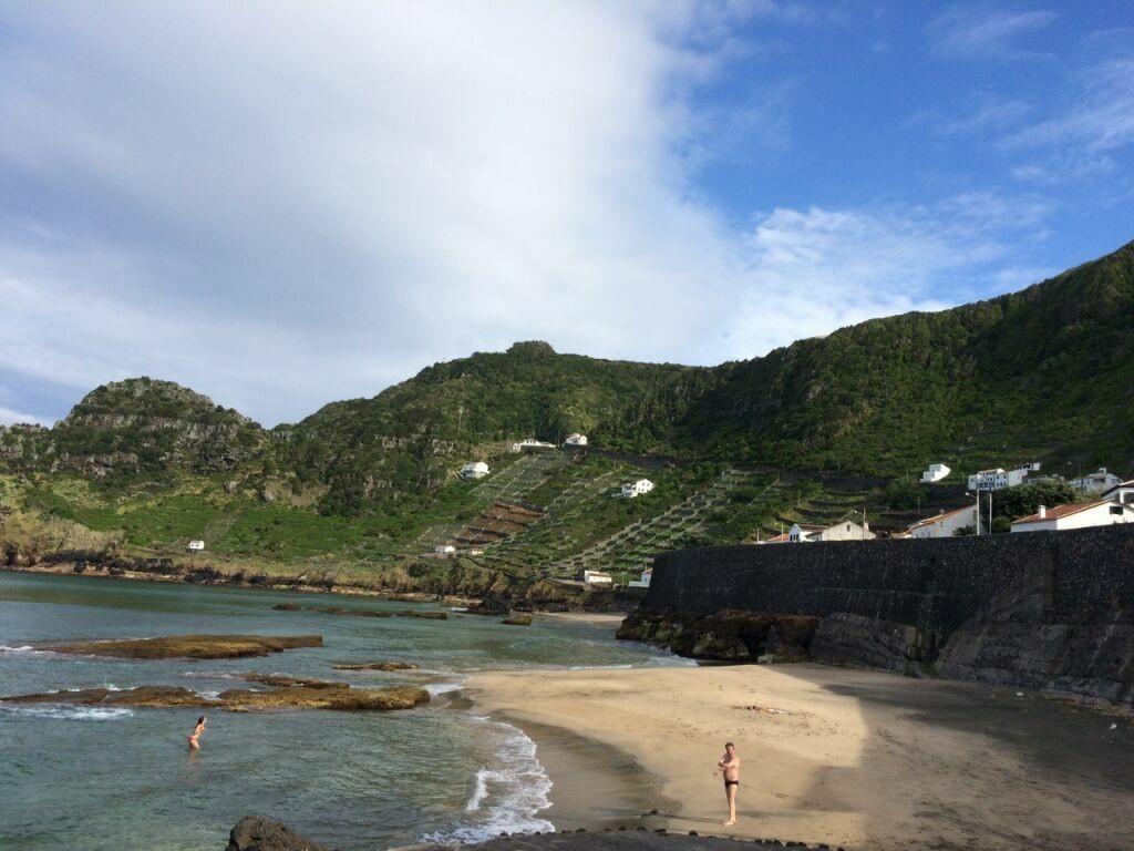 Санта-Мария, Азорские острова.Португалия