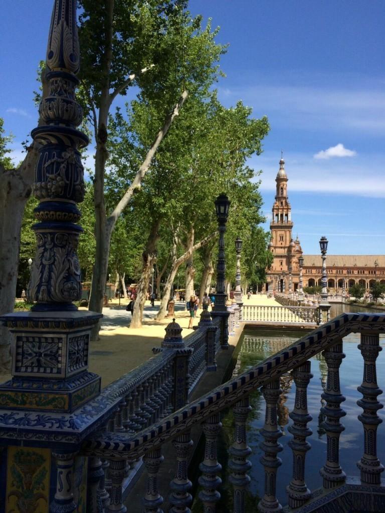 Испания г.Севилья